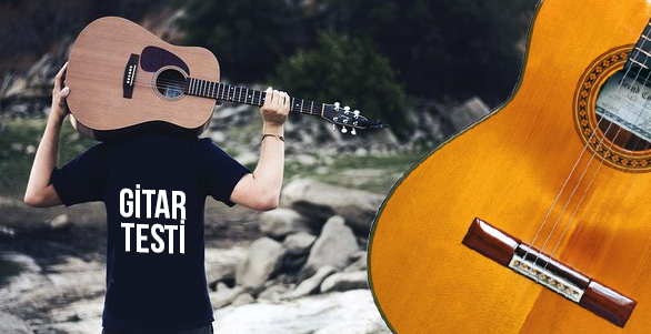 gitar testi