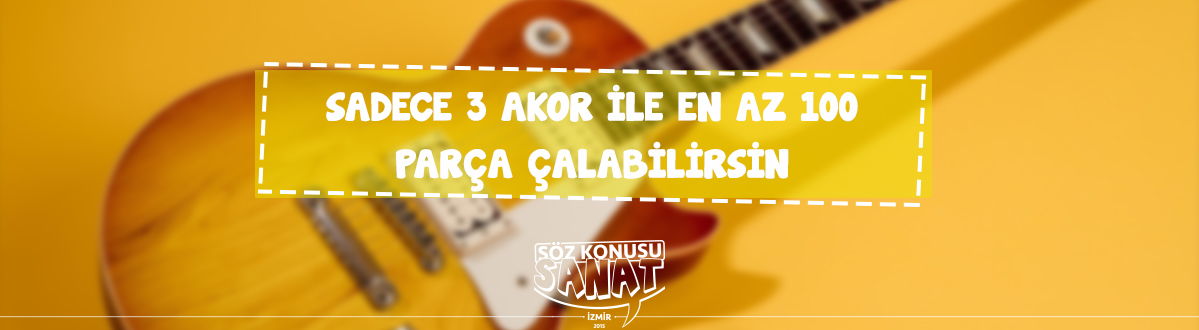 gitar kursu İzmir Hatay